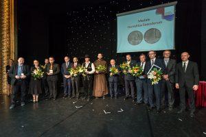 7.09.2018 Wręczenie medali Hereditas Saeculorum - Teatr Horzycy